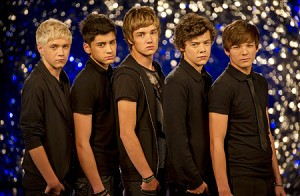 One Direction chez Claire's