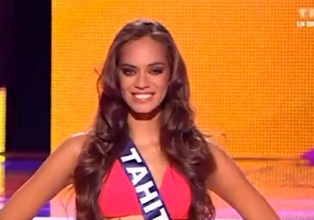 1ere dauphine de Miss France 2013