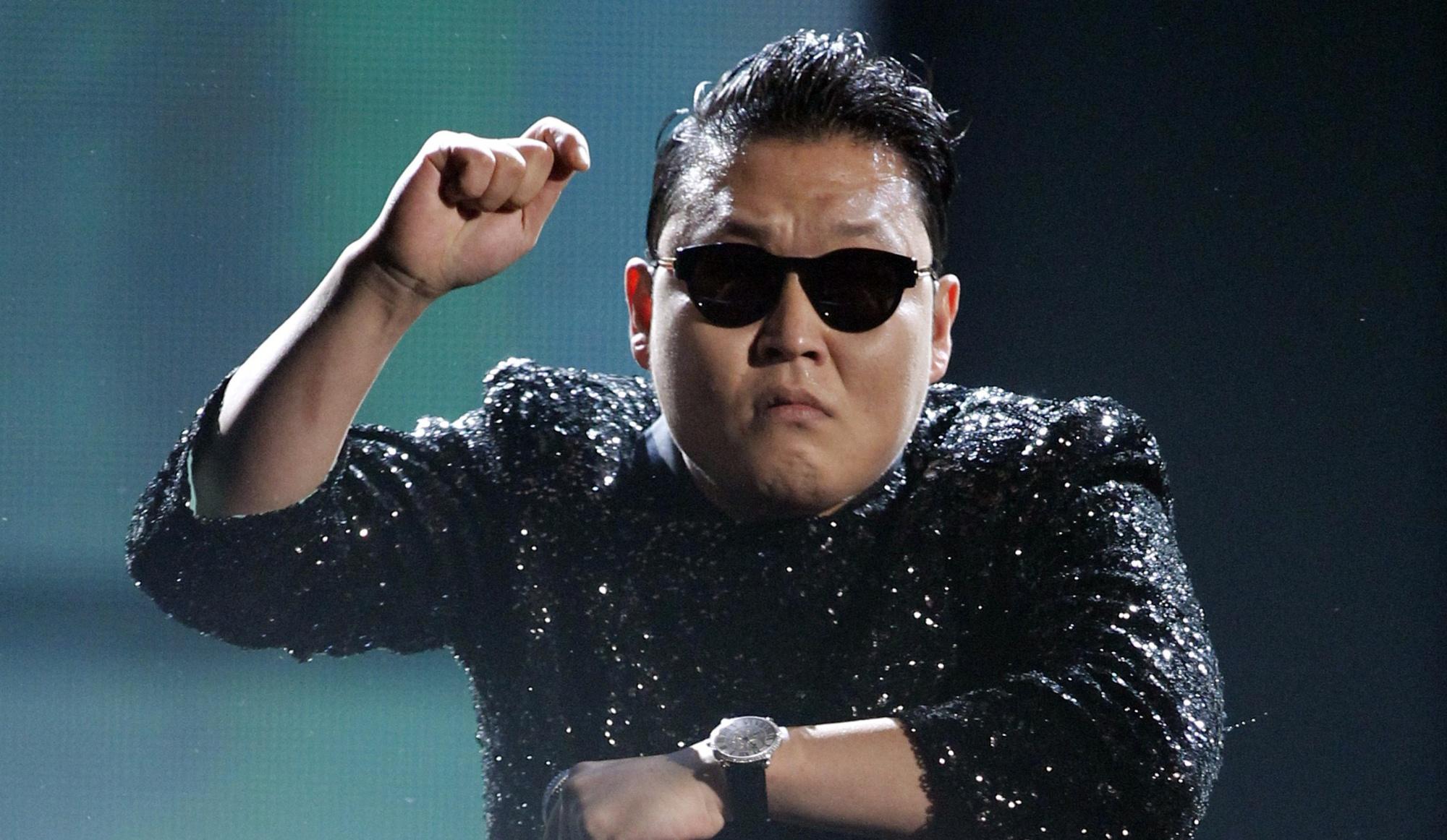 Vidéo de Psy Gentleman, succès ou pas?