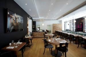 Restaurant japonais Yoko boulevard Haussmann
