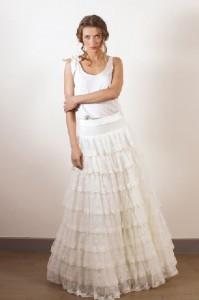 Robe de Mariée pour femme enceinte 199x300 Robe de Mariée pour femme enceinte