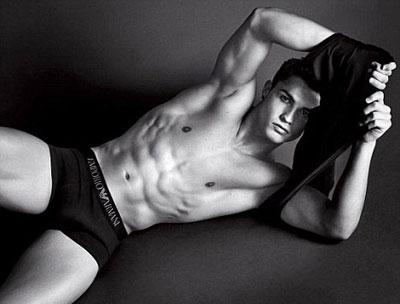 Sous-vêtements signés Christiano Ronaldo