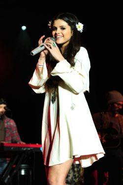 Look bobo de Selena Gomez