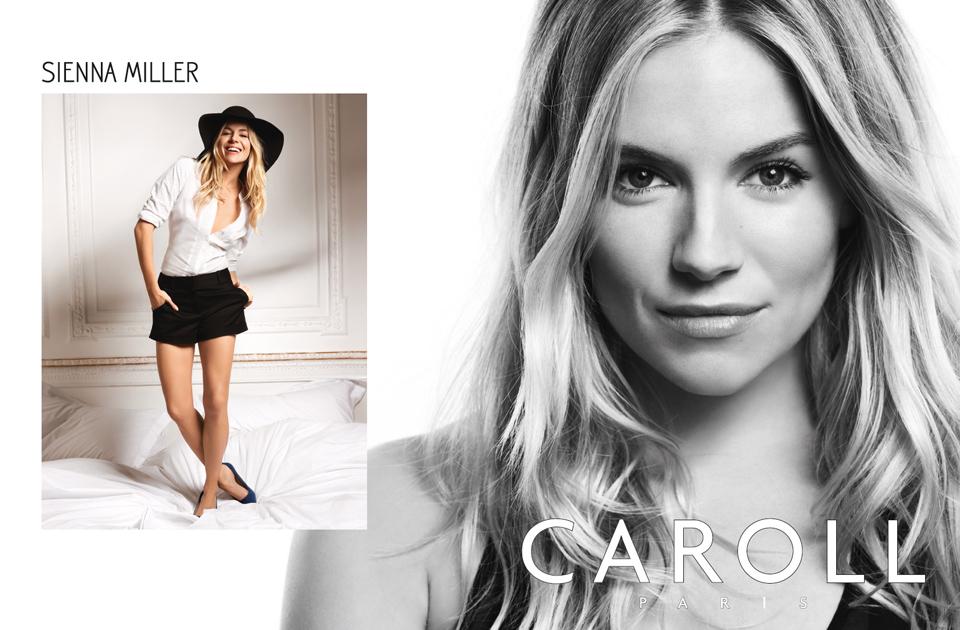 Sienna Miller Caroll