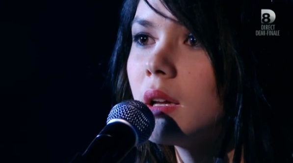 Sophie-Tith chante The A team dans Nouvelle Star