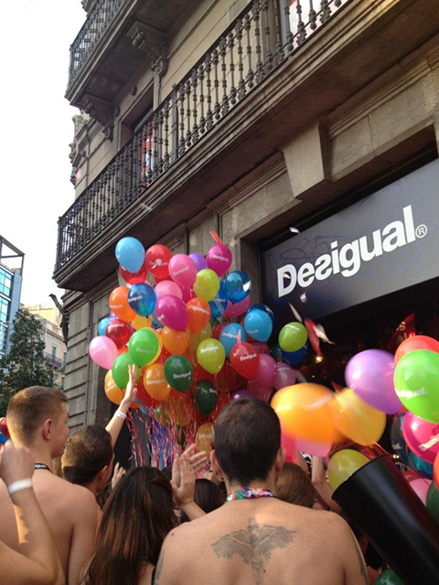 Sous vetements Party desigual Sous Vêtements Party chez Desigual