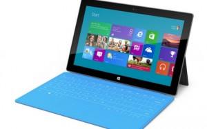 Tablettes Microsoft