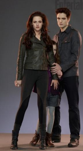 Photos Twilight 5 Breaking Dawn chapitre 2