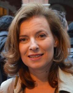 Valerie Trierweiler compagne de François Hollande