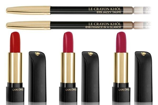 rouge à lèvres Absolu Rouge Lancôme Happy Holidays 2012