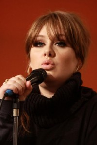 Adele alcoolique