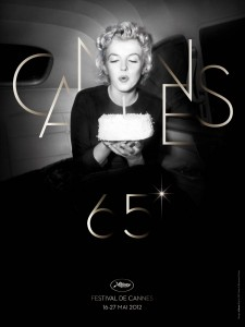 affiche Festival Cannes 2012