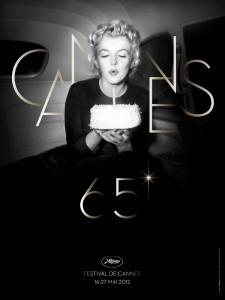 affiche Festival Cannes 2012