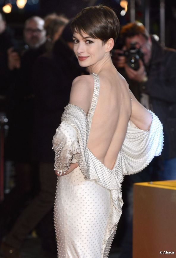 Mensurations d'Anne Hathaway