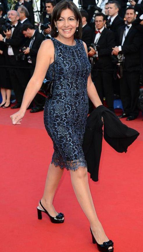 anne hidalgo Cannes