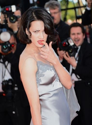 asia argento cannes