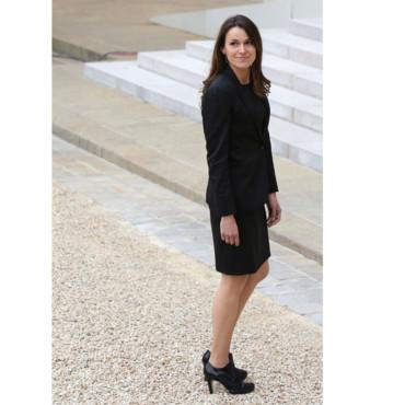 jambes d' Aurélie Filipetti