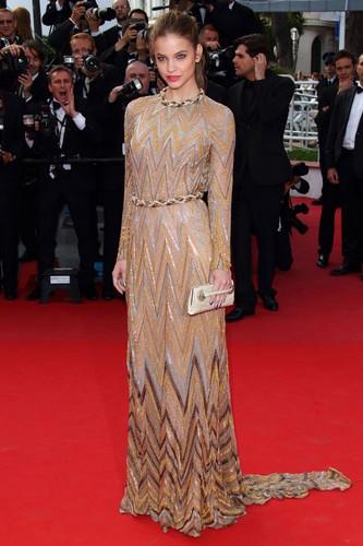 Barbara Palvin à Cannes