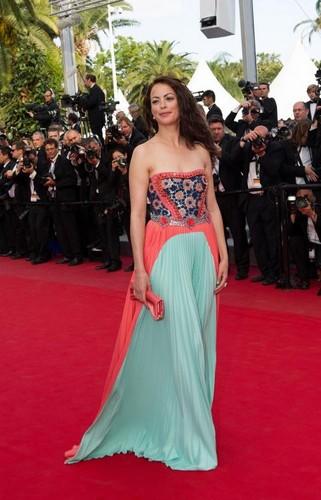 Bérénice Bejo en Prada au Festival de Cannes