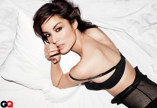 Berenice Marlohe James Bond girl sexy