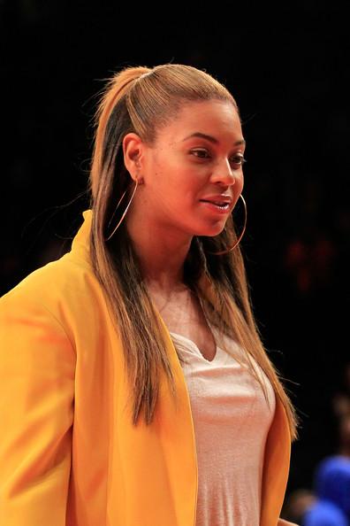 Beyonce sans maquillage