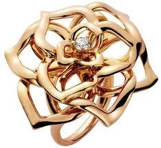 bijoux Piaget rose