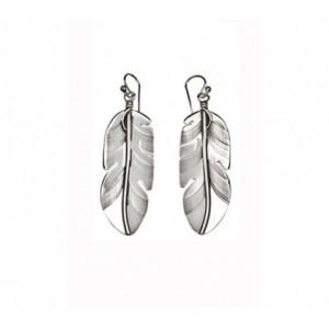 boucles oreilles plumes harpo