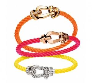 Bracelet Force 10 Color Block de Fred