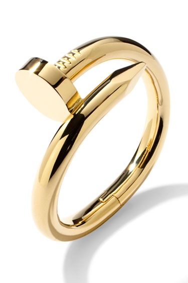 bracelet juste un clou Cartier