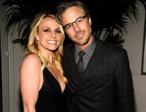 Mariage de Britney Spears et Jason Trawick