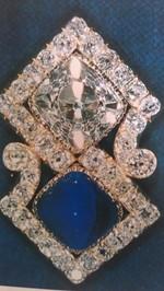 bijoux diamant Reine