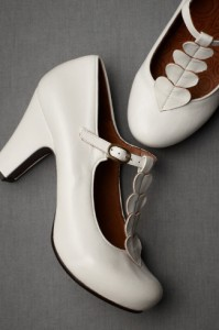 chaussures de mariée originales