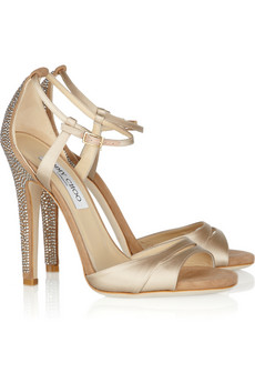 chaussures mariage Jimmy Choo