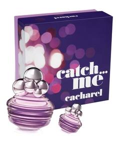 Coffret Catch me Cacharel