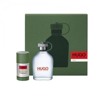 coffret hugo man boss