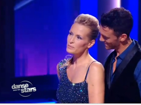 Coiffure Estelle Lefébure Danse avec les stars