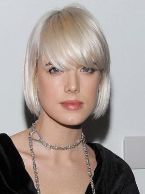 couleur blond platine