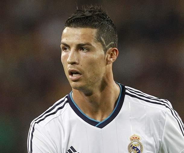 Nouvelle coupe de cheveux de Ronaldo