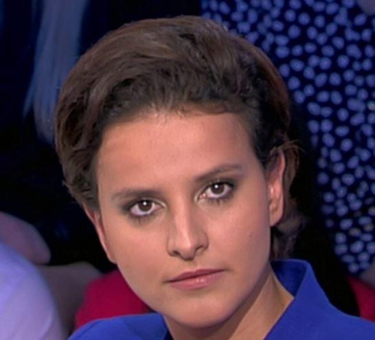 coupe de cheveux Najat Vallaud-Belkacem