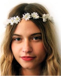 couronnes de fleurs pour mariage