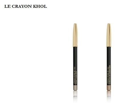 crayon Khol  Lancôme Happy Holidays 2012