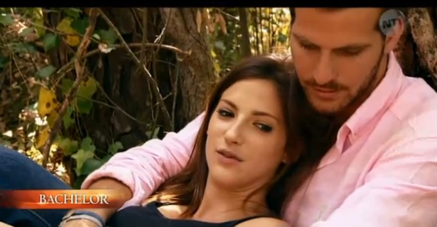 Debbie et Adriano Bachelor 2013 intime