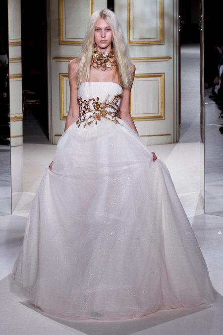 Robes de mariée Haute Couture Printemps 2013