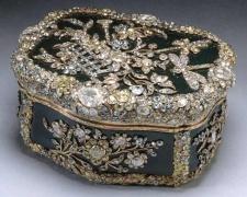 exposition des diamants royaux