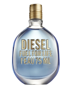 Diesel fuel for life eau