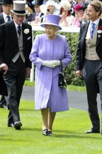 Reine Elizabeth ascot
