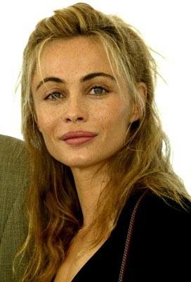 Emmanuelle Béart pour Bréal