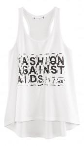 fashion against aids H&M