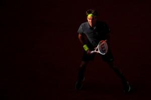 Match tennis Federer Mahut Roland Garros