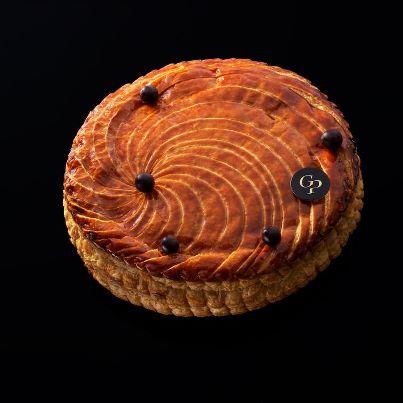 galette des rois des Gâteaux et du Pain 2013